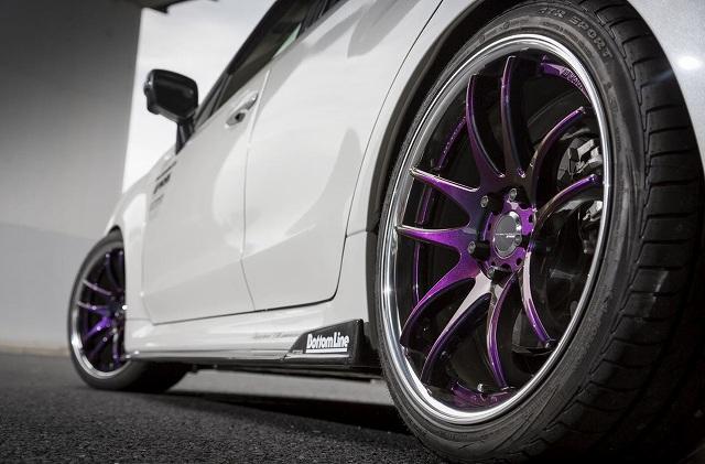 新型カローラ タイヤ ホイール EMOTION CR2P